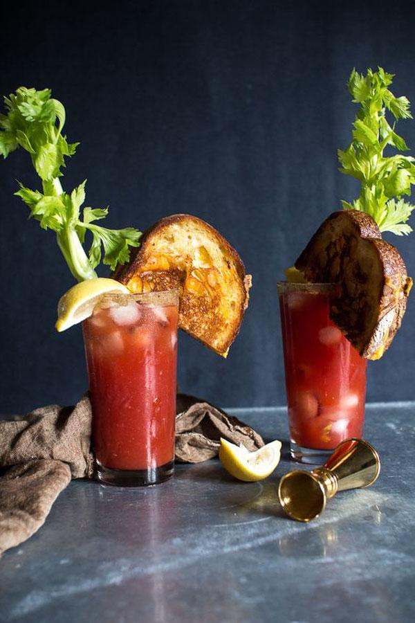 Le Bloody Caesar, un cocktail à l'huître revigorant !